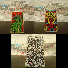 3 Tequila 1800 Keith Haring New York Botella Vacia Changoosx