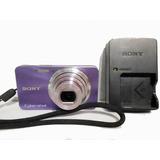 Cámara Sony Cyber Shot 16.1 Mp W570