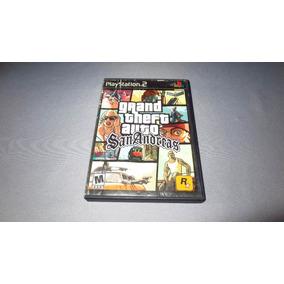 Gta San Andreas Grand Theft Auto San Andreas Ps2 **juegazo**