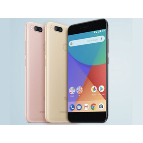 Xiaomi Mi A1 32gb 4gb Ram Libres Envios 4g Lte Garantia
