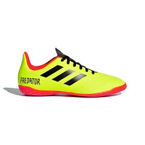 0bd51321eb ... Chuteira Futsal adidas Predator 18.4 Infantil Db2336 exclusive shoes  a7094 a720a . ...