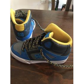 467bd5576 Plantillas Para Dc Shoes - Zapatillas para Niños en Mercado Libre ...