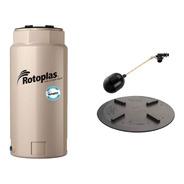 Tanque De Agua Rotoplas Slim Delgado 500 Litros + Flotante