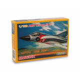 Amd Mirage Iii C Maqueta Para Armar De Avión (1/100) Modelex