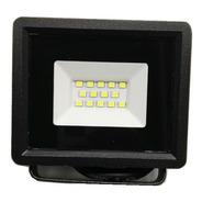 Reflector Proyector Led 10w Interelec Ip65 Luz Dia Exterior
