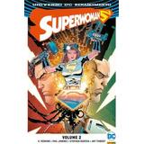 Superwoman Ed 2 Universo Dc Renascimento Tam. 17x26