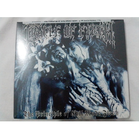 Cradle Of Filth-the Principle Of Evil Made... Digipack Impor