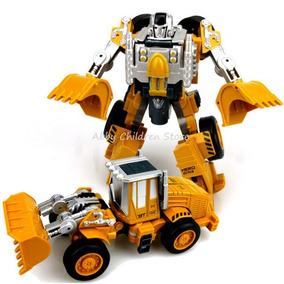 Transformers Brinquedo Articulado 17cm - Ferro E Plástico