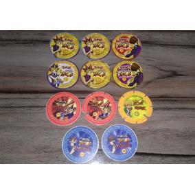 Tazos E Cards Elma Chips Pokemon, Yugioh Entre Outros!