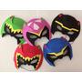 Mascaras Power Rangers Dino Charge Kit Com 20 Unidades
