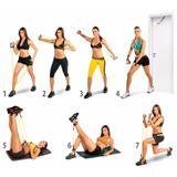 Elástico Extensor Pilates Fitness Bíceps Peitoral Yoga Braço