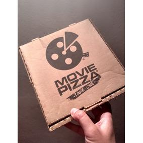 Remate De Cajas De Pizza Para Reparto O Envoltura De Regalos