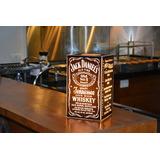 Home Bar - Linda Luminaria Balcão Jack Daniel