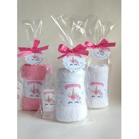 40 Kits Toalla Y Gel Recuerdo Baby Shower