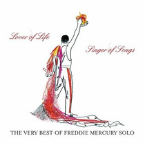 Cd Freddie Mercury (queen) Lover Of Life Singer Of Songs