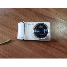 Samsung Galaxy Camera Ek-gc110 Branca Com Wi-fi