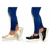Zapatos Sandalias Zapatillas Charritos Suela Y Taco De Goma