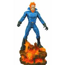 Ghost Rider -motoqueiro Fantasma - Marvel Select - Cod.10803