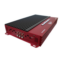Amplificador Audiobahn Murdered Aa4000x 4 Canales 2400 Watts