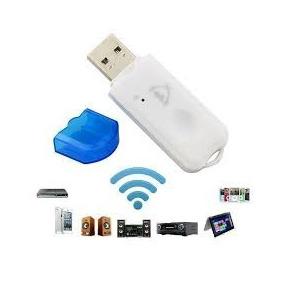 Usb Receptor Bluetooth Inalambrico Musica Estereos Mp3 Coche
