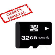 Memoria Micro Sd Hc 32gb Clase 10 Smartphone Tablet Celular