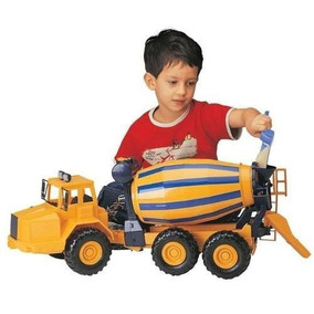 Caminhão Betoneira Columbus 450 - Roma Brinquedos