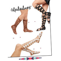 Increíbles Sandalias Tipo Romanas De Moda Cklass