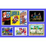 Juegos Android Mario Bros Pack