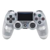 Dualshock 4 Controller Crystal Clear V2 Pré-venda