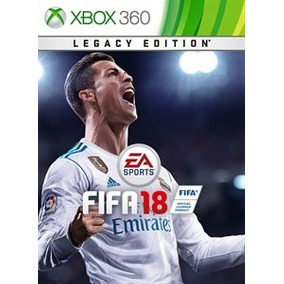 Fifa 18 Xbox 360 Game Digital Português Jogo Original