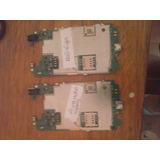 2_placas Lg L4 467f Optimus Tv Sucata