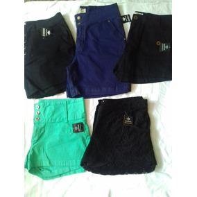 Shorts Jeans E Calças Feminino Atacado Lote 10 Pçs Novos