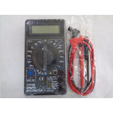 Tester Multimetro Digital Probador De Voltaje Electronica