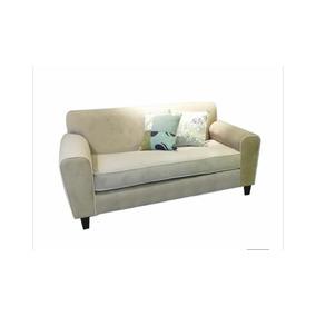 Sillón Sofa 2 Dos Cuerpos Chenille Nuevo Medidas 1.60x0.80l