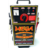 Carregador Bateria Caminhao Trator 100a C Auxiliar Jts Mega