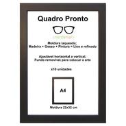 Moldura A4 Certificado/diploma