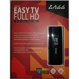 Adaptador Tv Digital Full Seg Para Pc Ou Laptop Zgtv002