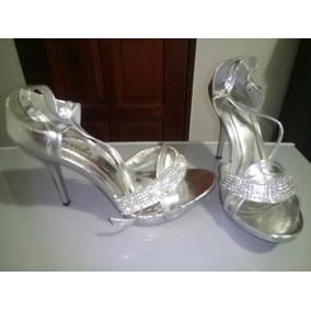 f19dec92 Zapatos De Raso Para Fiesta - Zapatos Mujer Sandalias en Mercado ...