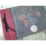Libro De Aventuras..our Adventure Book De La Película Up