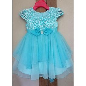 Vestido Elegante Para Niña Talla 18 Meses Boutique Americana