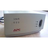Regulador Para Computadoras Apc Modelo Line R-600