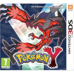 Juego Nintendo 3ds Pokemon Y - Original Fisico