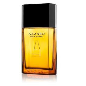 Azzaro Pour Homme Eau De Toilette Azzaro Masculino - 100ml