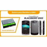 Bateria Blackberry Javelin 8900