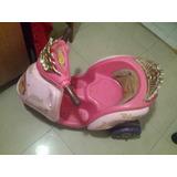 Moto De Princesa