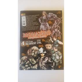 Resident Evil Quadrinho Naoki Serizawa