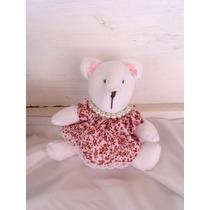 Ursa P Decoração De Festa Infantil Rosa E Marrom Provençal