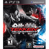 Tekken Tag Tournament 2 Ps3 Digital Original