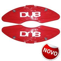 _capa Pinca De Freio Vermelha Gol Exceto 90-96 1.0 Diant.par