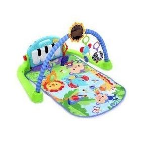 Gimnasio Discover N Grow Kick Play Pianno Fisher Price